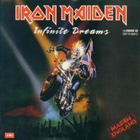 Iron Maiden - Infinite Dreams CD (album) cover