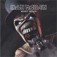 Iron Maiden - Wildest Dreams CD (album) cover