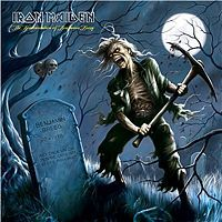 Iron Maiden - The Reincarnation Of Benjamin Breeg CD (album) cover