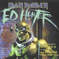 Iron Maiden - Ed Hunter CD (album) cover