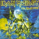 IRON MAIDEN - Live After Death CD album cover