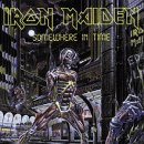 Iron Maiden - Somewhere In Time CD (album) cover