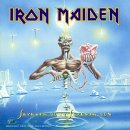 IRON MAIDEN - Seventh Son Of A Seventh Son CD album cover