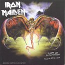 Iron Maiden - Live At Donnington CD (album) cover