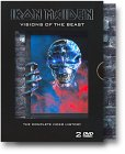 Iron Maiden - Vision Of The Beast DVD (album) cover