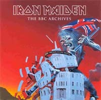 Iron Maiden - The Bbc Archives CD (album) cover