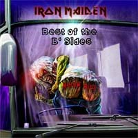 IRON MAIDEN - Best Of B'sides CD album cover
