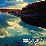 Asturias - Bird Eyes View CD (album) cover