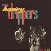 Robert Plant - The Honeydrippers, Volume I CD (album) cover