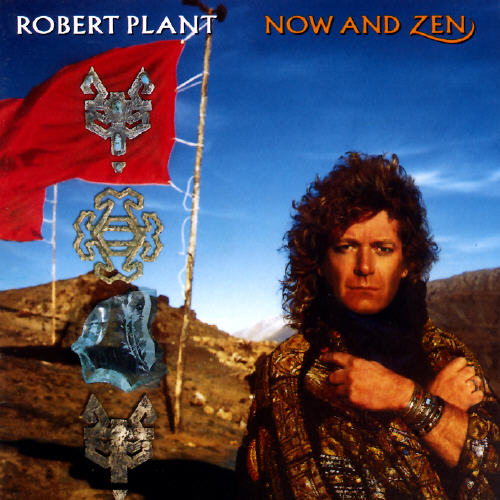Robert Plant - Now And Zen CD (album) cover