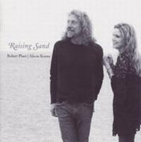 Robert Plant - Raising Sand CD (album) cover
