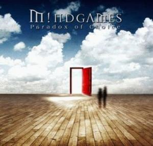 Mindgames - Paradox Of Choice CD (album) cover