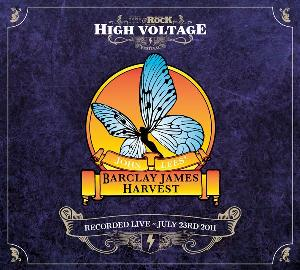 Barclay James Harvest - High Voltage 3cd Set CD (album) cover