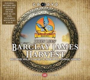 Barclay James Harvest - Live In Concert At Metropolis Studios, London CD (album) cover