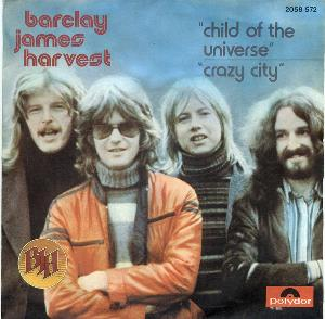 Barclay James Harvest - Child Of The Universe / Crazy City CD (album) cover