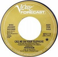 Wigwam - Wishful Thinker / Call Me On Your Telephone CD (album) cover