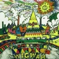 Wigwam - Tramdriver / Wardance CD (album) cover