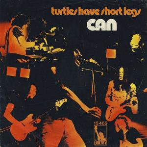 CAN - Turtles Have Short Legs CD album cover