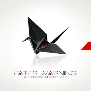 Fates Warning - Darkness In A Different Light CD (album) cover