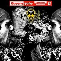 Queensryche - Operation : Mindcrime 2 CD (album) cover