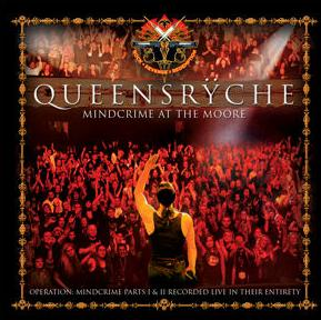 Queensryche - Mindcrime At The Moore CD (album) cover