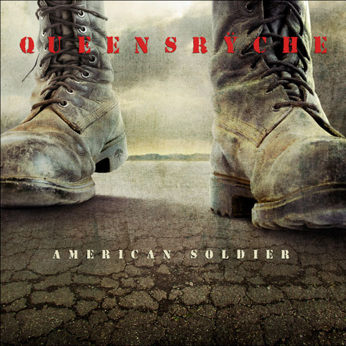 Queensryche - American Soldier CD (album) cover
