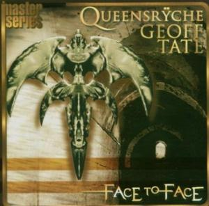 Queensryche - Face To Face CD (album) cover