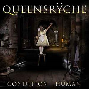 Queensryche - Condition Hüman CD (album) cover