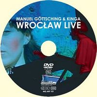 MANUEL GÖTTSCHING - Wroclaw Live CD (album) cover