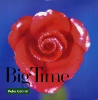 Peter Gabriel - Big Time (maxi-single) CD (album) cover