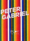 PETER GABRIEL - Play : The Videos CD (album) cover