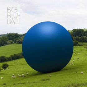 Peter Gabriel - Big Blue Ball CD (album) cover