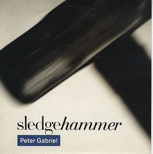 Peter Gabriel - Sledgehammer CD (album) cover