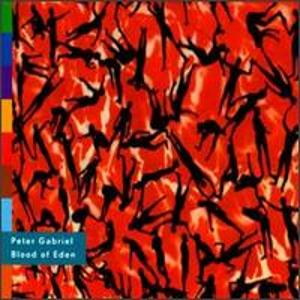 Peter Gabriel - Blood Of Eden CD (album) cover