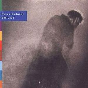 PETER GABRIEL - Sw Live Ep CD album cover