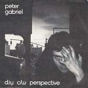 Peter Gabriel - D.i.y. CD (album) cover