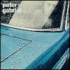 PETER GABRIEL - Peter Gabriel 1 CD album cover