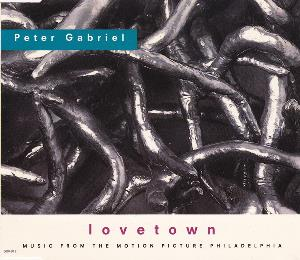 PETER GABRIEL - Lovetown CD album cover