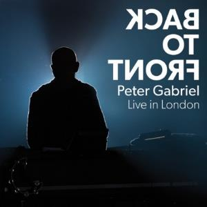 Peter Gabriel - Back To Front DVD (album) cover