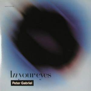 Peter Gabriel - In Your Eyes CD (album) cover