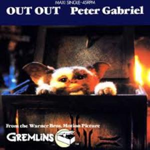 Peter Gabriel - Out Out CD (album) cover