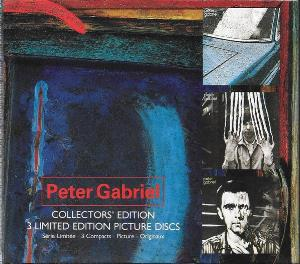 Peter Gabriel - Collectors' Edition CD (album) cover