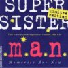 Supersister - M.a.n. CD (album) cover