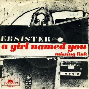 Supersister - A Girl Named You CD (album) cover