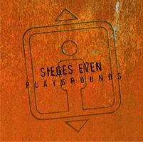 Sieges Even - Playgrounds CD (album) cover