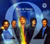 Omega (hr) - The Best Of Omega Vol 1. 1965-75 CD (album) cover