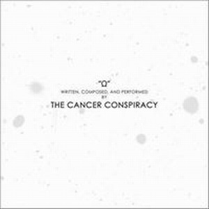 Omega (hr) - The Cancer Conspiracy CD (album) cover