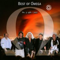 Omega (hr) - The Best Of Omega Vol 3. 1981-2007 CD (album) cover