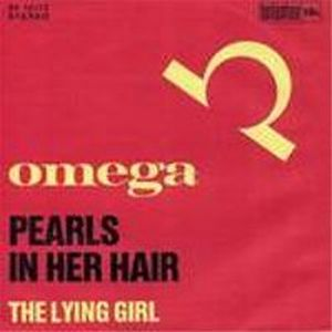 Omega (hr) - Pearls In Her Hair / The Lying Girl CD (album) cover