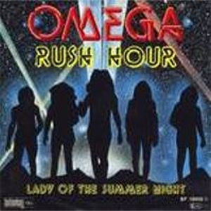 Omega (hr) - Rush Hour / Lady Of The Summer Night CD (album) cover